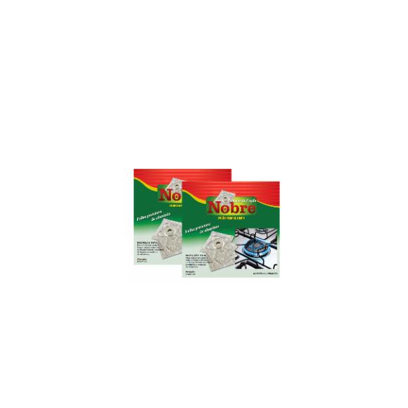 Protetor de fogão 4 peças - Filtros Nobre