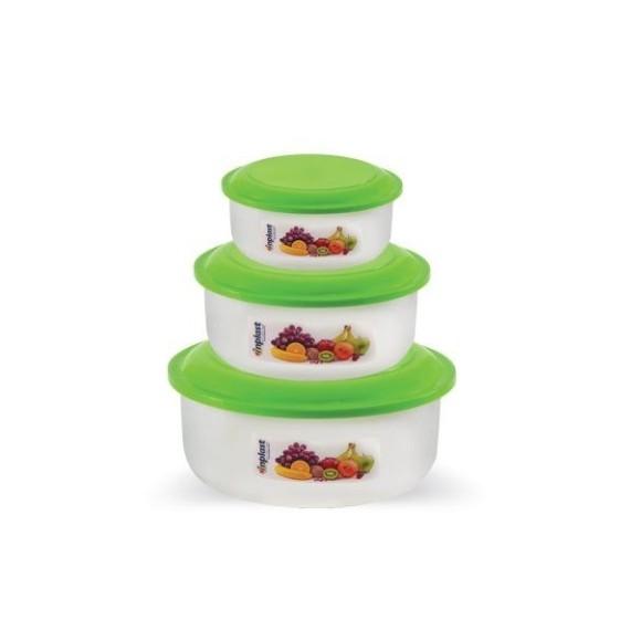 Pote redondo leitoso PMG 1101 - Inplast