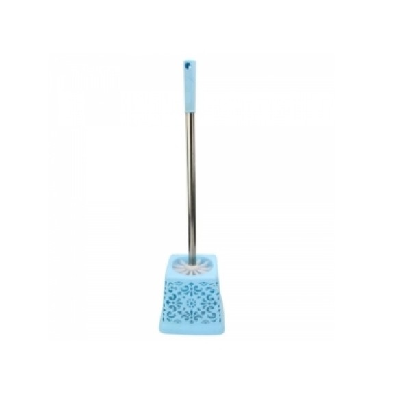 Escova Sanitaria Plastica Cabo Inox 50cm Base  CK1636 - CLINK