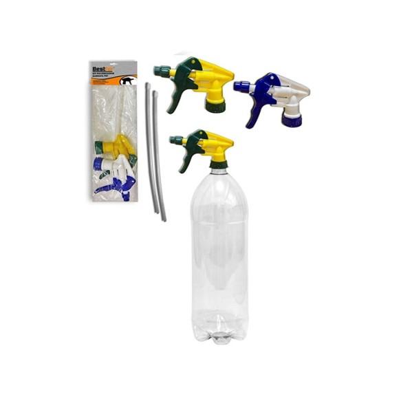 Kit pulverizador para garrafa pet 2 peças BFH1502 - Bestfer